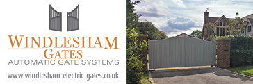 Windlesham Electric Gates